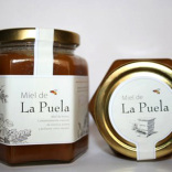 Miel de la Puela, packaging